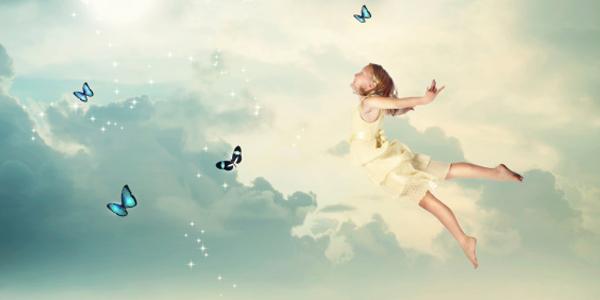 Kết quả hình ảnh cho FLYING in your dream