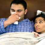 6 Tips for Sleeping Well When Your Partner is Sick