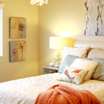 8 Ideas to Make Your Bedroom Springtime Ready