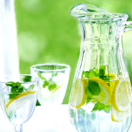 Fruit and Herb Infused Water Recipes