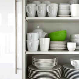6 Tips for the Ultimate Organized Kitchen Cupboards