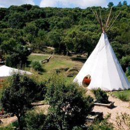 Top 6 Places to Sleep in a Teepee