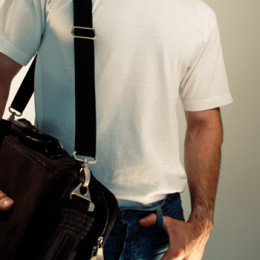 Man Bags: Why We Don't Carry a Purse